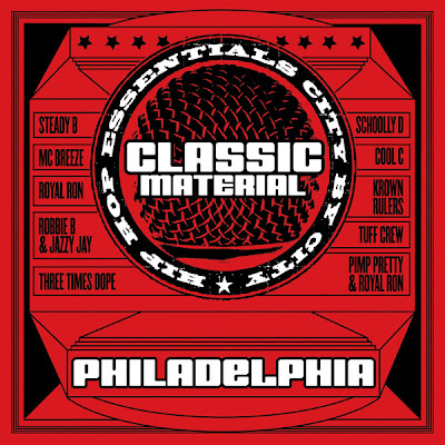Various Artists – Classic Material: Philadelphia (2003) (320 kbps)