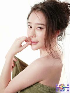 Jiang Xinyu cute photo