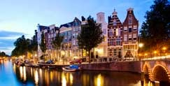 The best budget hotels in Amsterdam