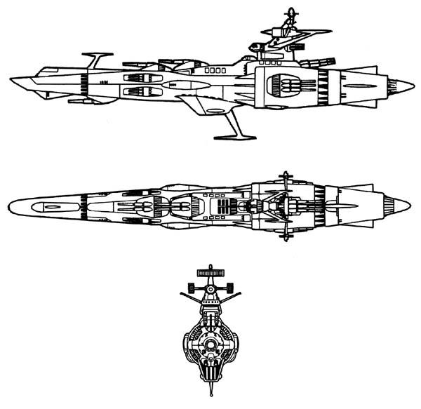 future war stories fws ships of the linethe battleship and battlecruiser
