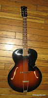 1950s Gibson L48 Archtop Acoustic Guitar L-48