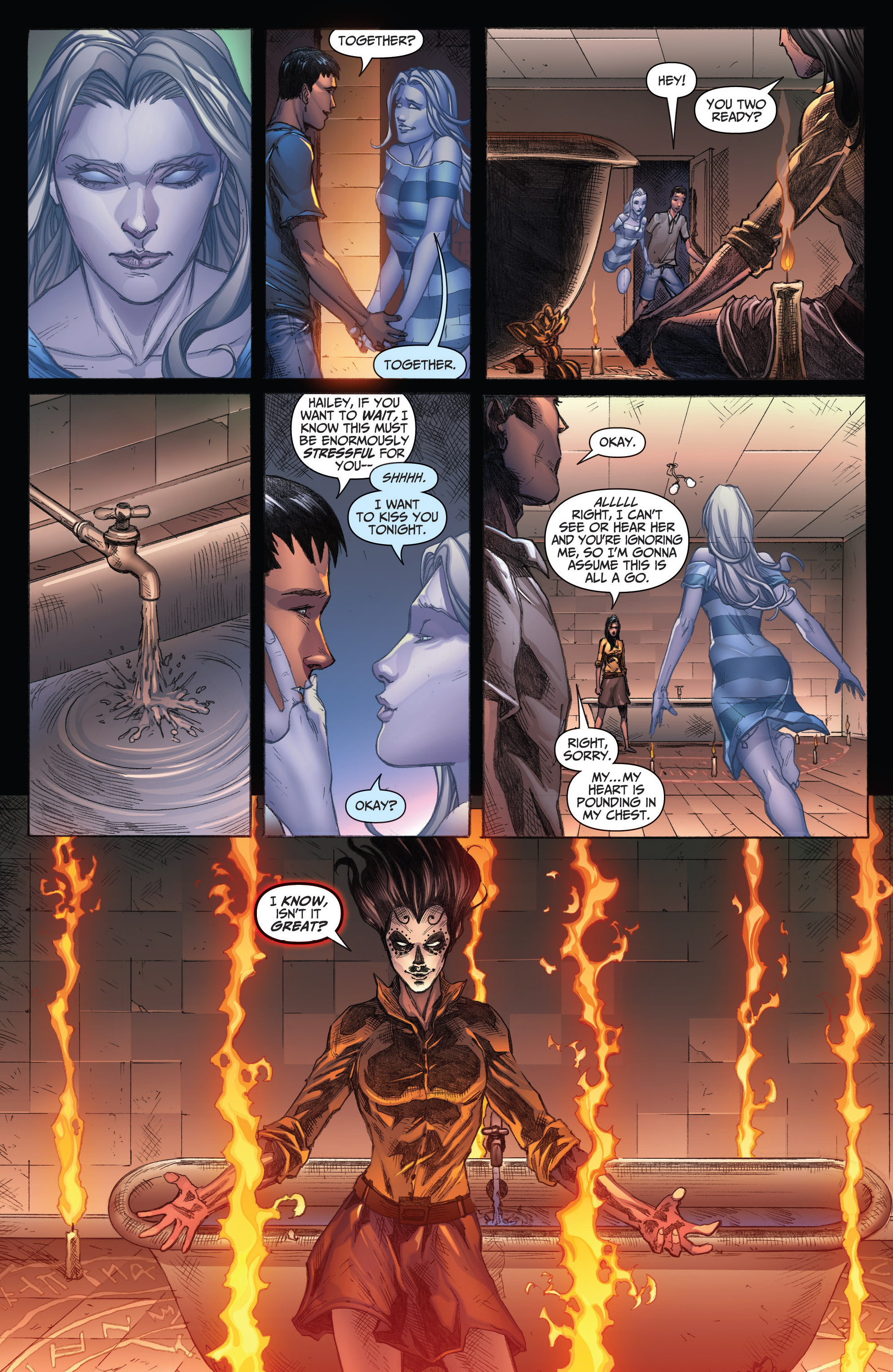 Grimm Fairy Tales (2005) Issue #116 #119 - English 4