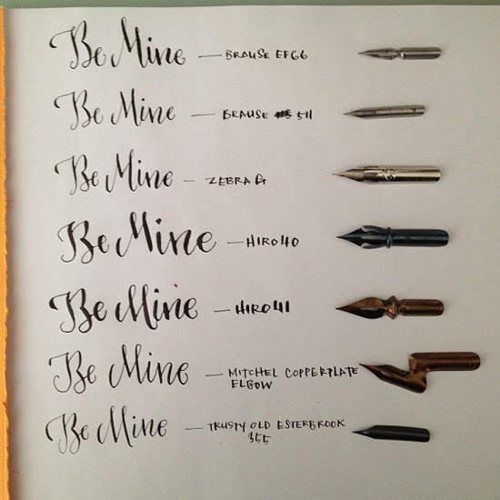 Here now a denver style new hobby calligraphy