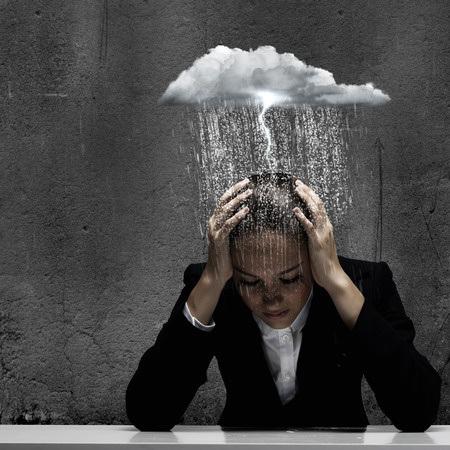 Pusing Karena Kehujanan