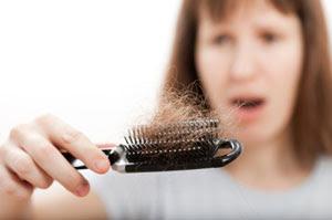 pérdida de cabello en la menopausia