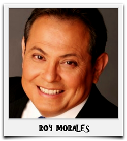 ROY MORALES - CLICK PHOTO TO VIEW THIS BULLETIN
