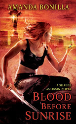 Blood Before Sunrise (Shaede Assassin #2)