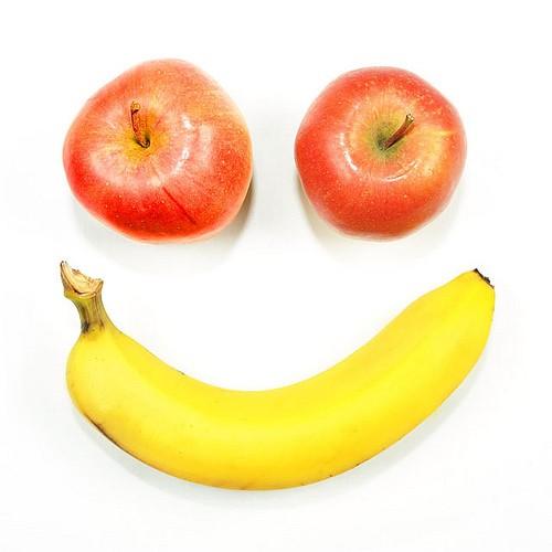 Apple And Banana Cake