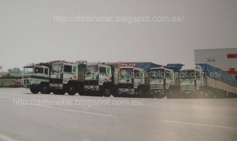 Transportes Agón de Binéfar