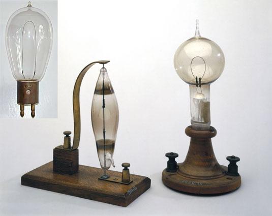 storia della lampadina : Storia della Tecnologia 2014 - Il Grande Gatsby