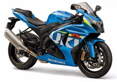 Spesifikasi Suzuki GSX-R1000 2015 & Harganya