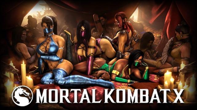 Mortal kombat x скачать моды