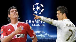 Prediksi Skor Real Madrid vs Bayern Munchen (18 April 2012)