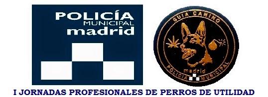 I Jornadas Profesionales de Perros de Utilidad PMM 2014