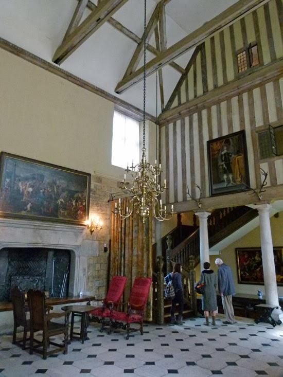 Treasurers' House, haunted York, National Trust