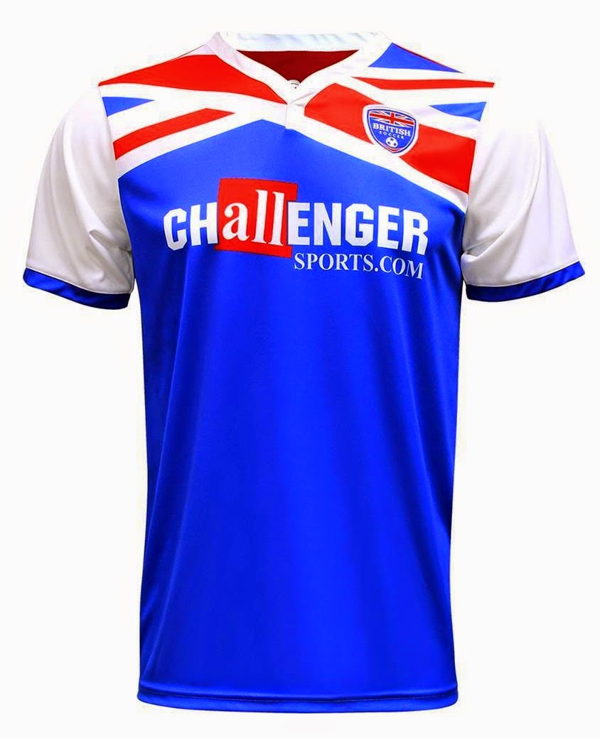 Challenger jersey
