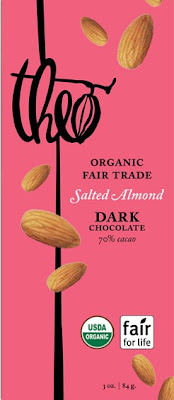 Theo Chocolate - Salted Almond