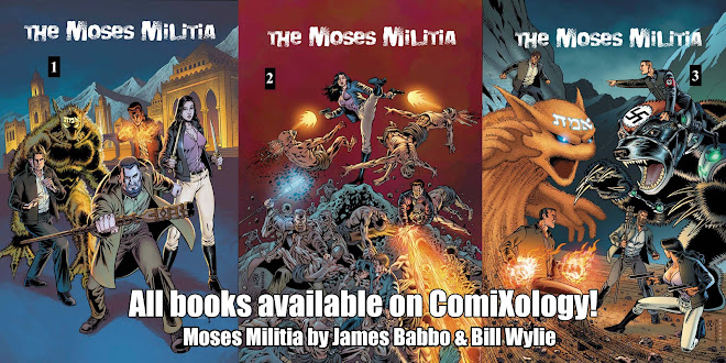 James Babbo - Writer - Colorist