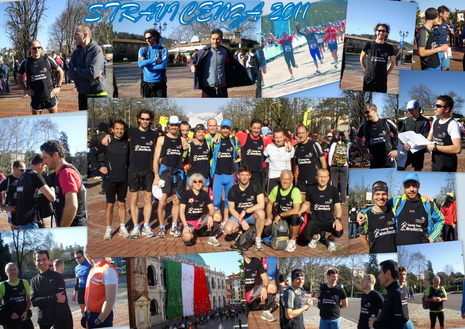Neveroccia Running Team