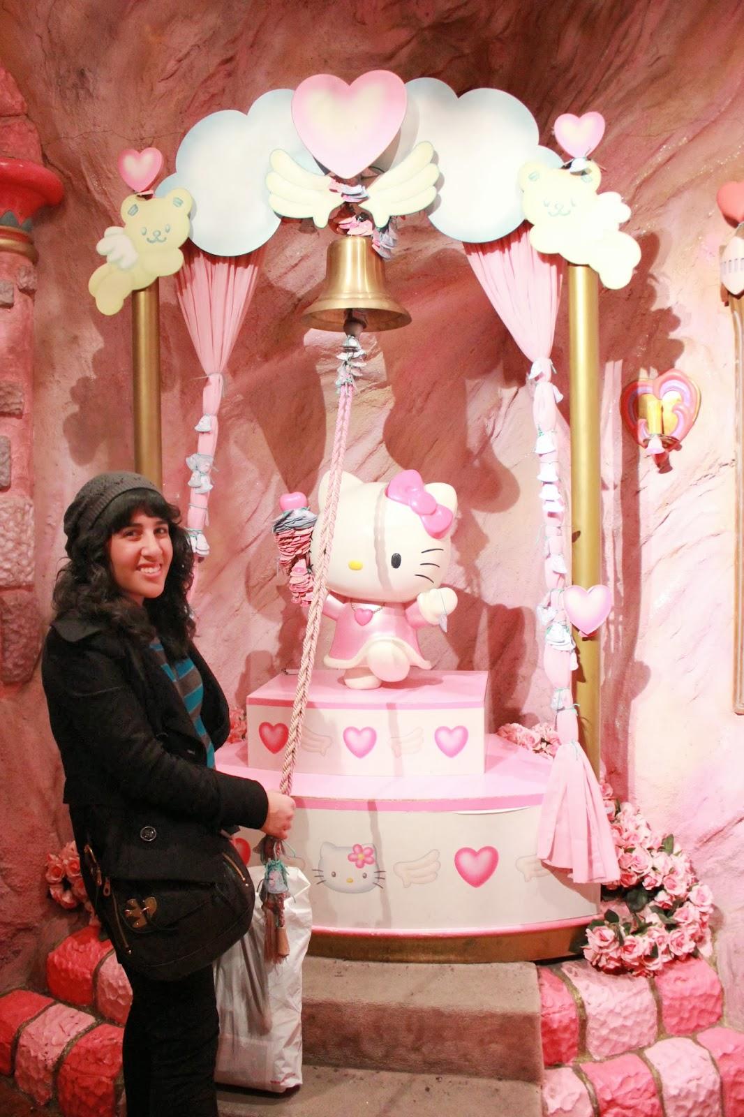 Hello Kitty Wishing Shrine