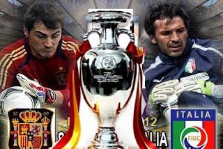 Jelang Partai Final Piala Eropa 2012