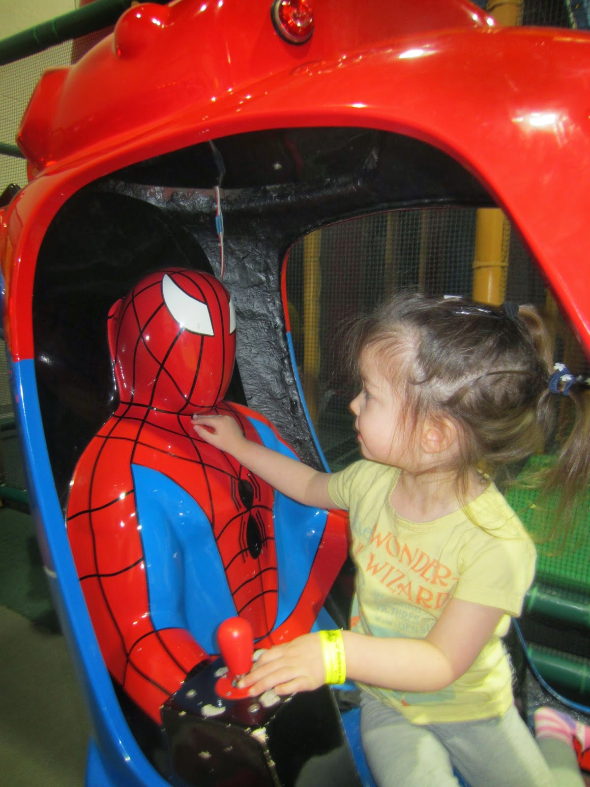 Lil' Monkeys Indoor Playground Inc. Review