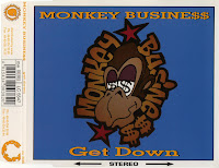 Monkey Business - Get Down (CDM) (1995)