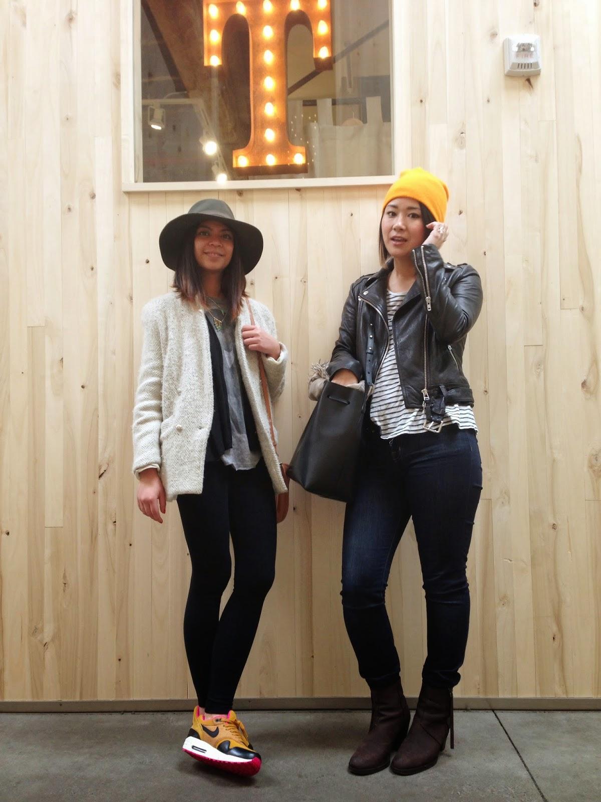yoshimipine portland blogger filipino fashionista nike airmax outfit of the day