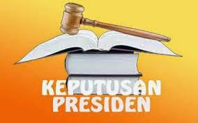 Keputusan Presiden