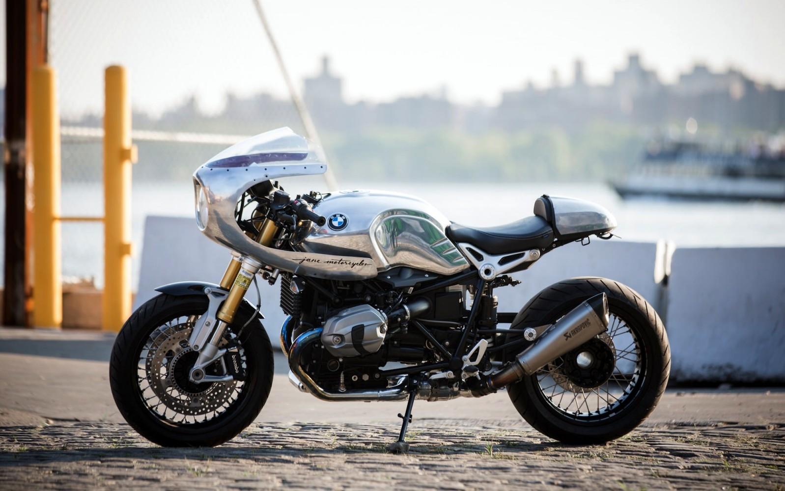 Bmw Nine T | Jane Motorcycles - RocketGarage - Cafe Racer ...