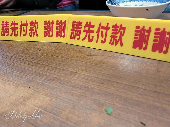 【鹿港美食】龍山魷魚肉羹、龍山蚯蚓麵線糊。就算站著也要吃