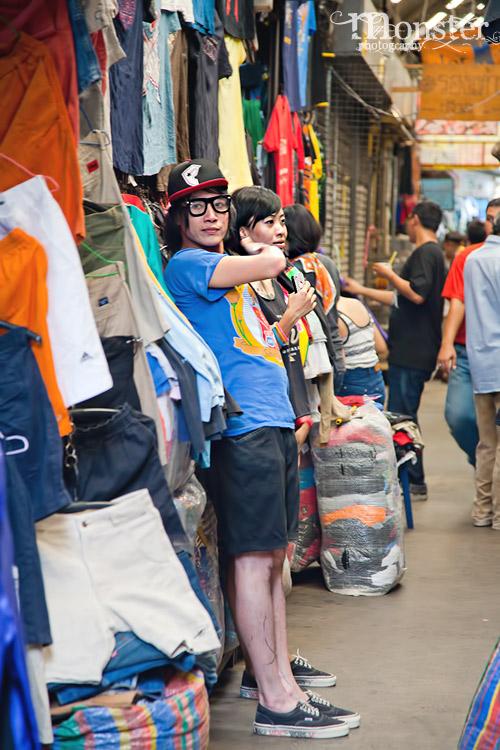 Bangkok Street Portraits