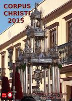 Lora del Río - Corpus Christi 2015