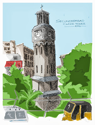 Secunderabad Clock Tower