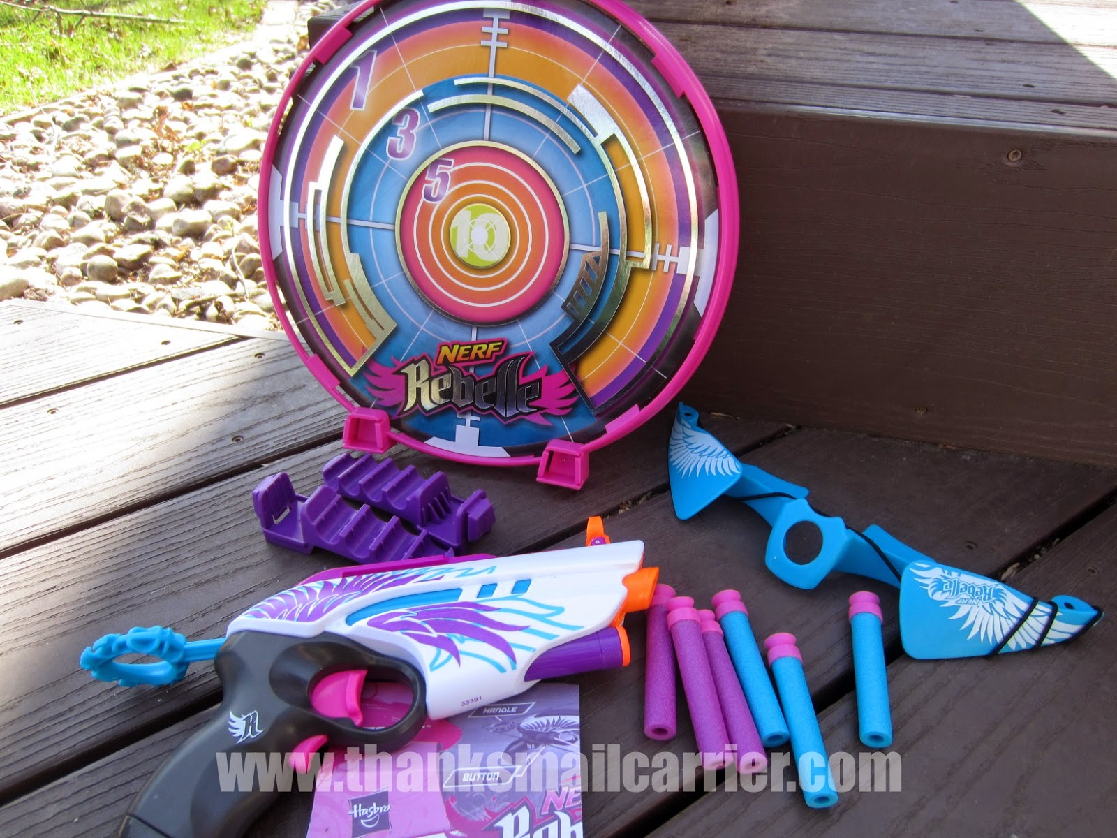 Nerf Rebelle review