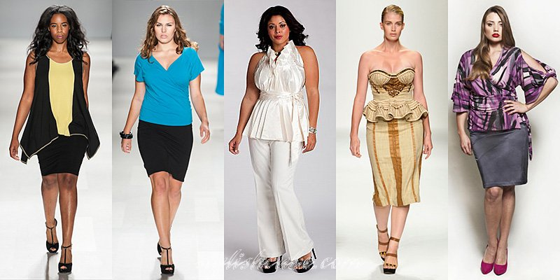 e05bc74f6aa Spring Summer 2013 Plus Size Fashion Trends For Women