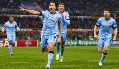 Roma vs Manchester City