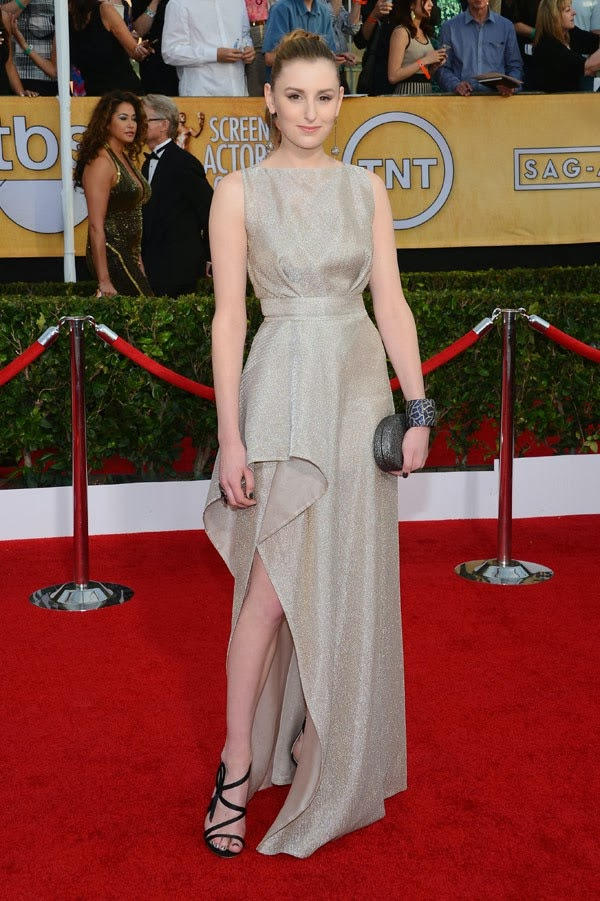 Laura Carmichael sag awards 2014