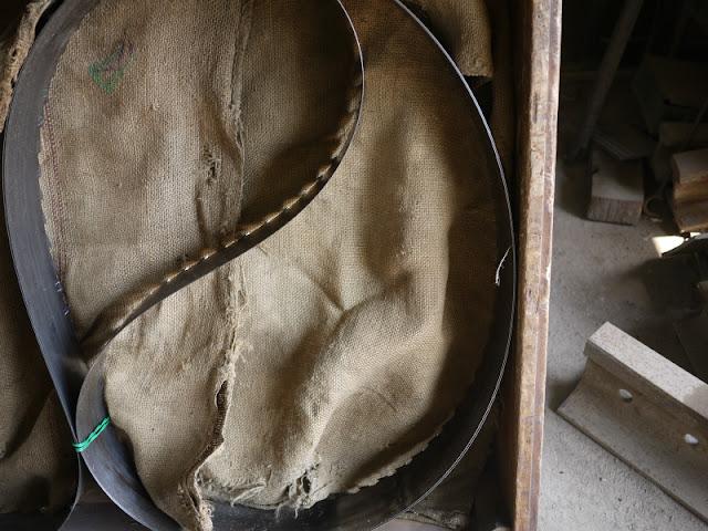 枕木切断用 特注刃