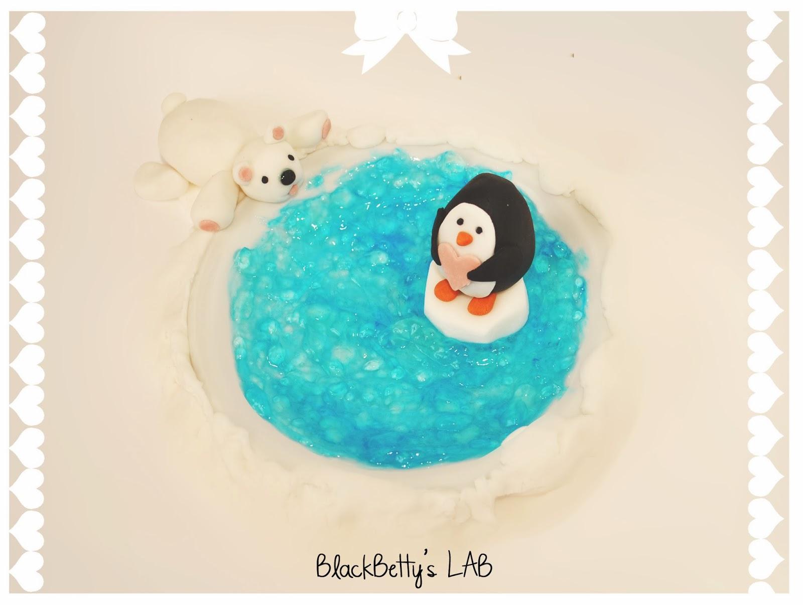 blackbetty 39 slab tutorial effetto acqua e lava nelle torte
