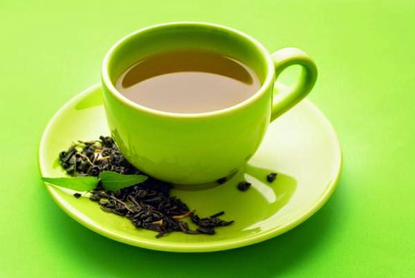chá verde acelera o metabolismo? chá verde emagrece?