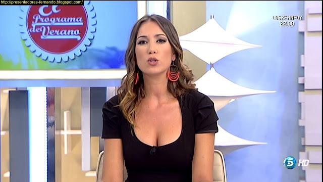 Patricia Pardo escote