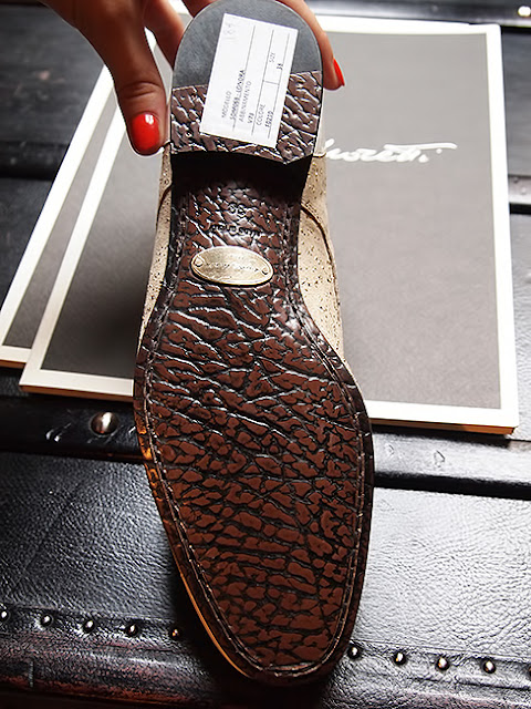 Alberto Moretti shoes
