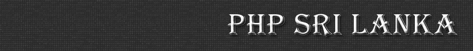 PHP Sri Lanka