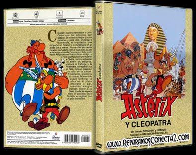 Asterix y Cleopatra [1968] V.o.s.e, español de España megaupload 2 links