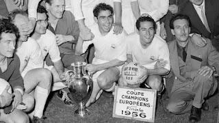Peraih juara Liga Chamions untuk pertama kali