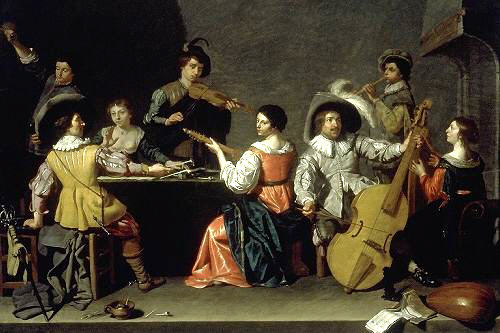 music during the renaissance period During the fifteenth century  they are ideally suited to the performance of the polyphonic vocal and instrumental music of the  history: renaissance period.