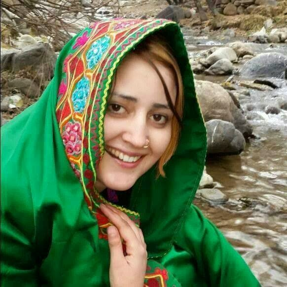 HD Wallpapers : Pathan Afghan Young And Beautiful Pashto Girl
