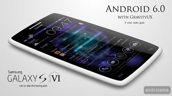Samsung Galaxy S5 android cihazı