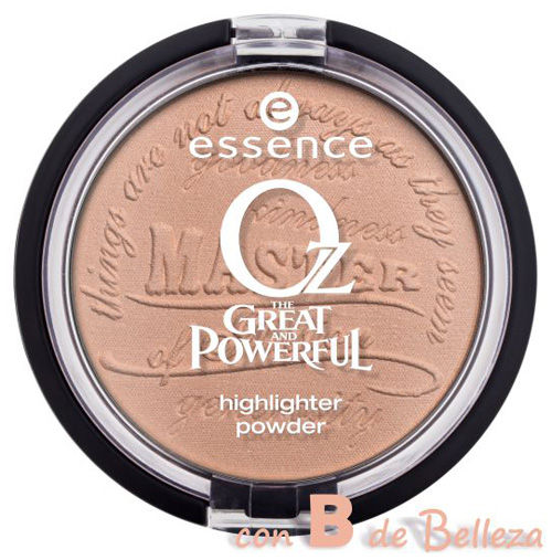 Highlighter powder by Essence
